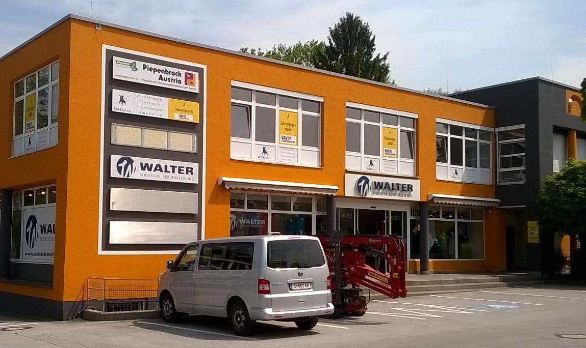 2015-08-26 Foto Gebäude Zulassungsstelle